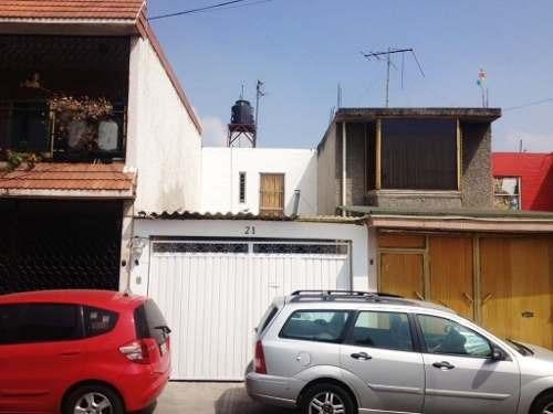 Casa En Renta En El Rosario, Azcapotzalco, Cdmx