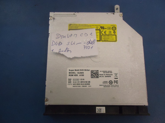 Driver Leitor E Gravador De Cd E Dvd Dell 3421