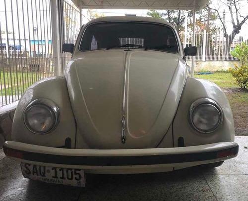 Volkswagen Escarabajo Fusca