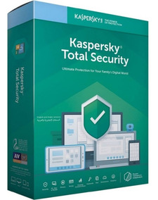 Kaspersky Total Security 3 Pc. 1 Ano 2019 Entrega Em 30min
