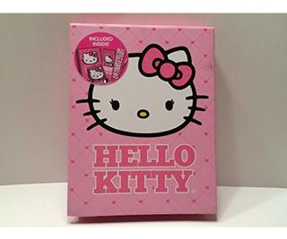 Hello Kitty Desktop Box Set Light Pink