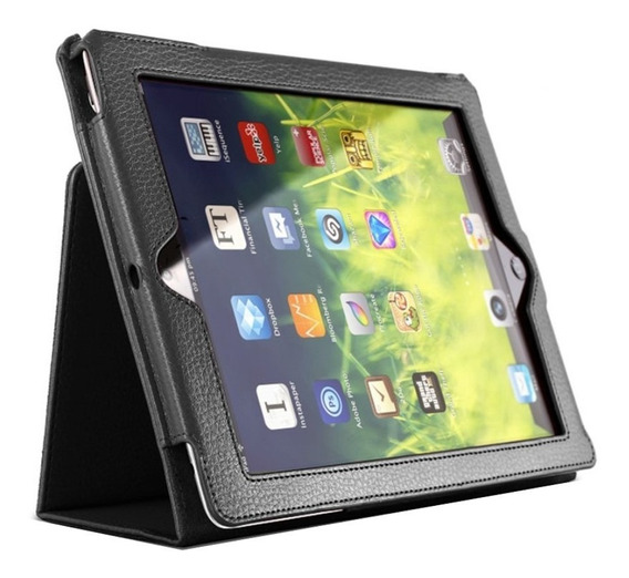 Capa Case Apple iPad 6 Air 2 / Air 1 Pro 97 + Película Vidro