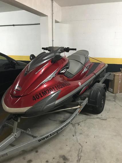 Jet Ski Yamaha Fzs Sho Turbo