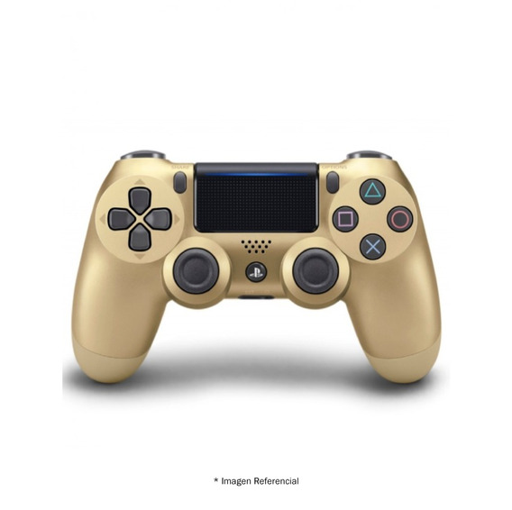 Sony Mando Palanca Control Original Ps4 Dorado - Gold Inalá