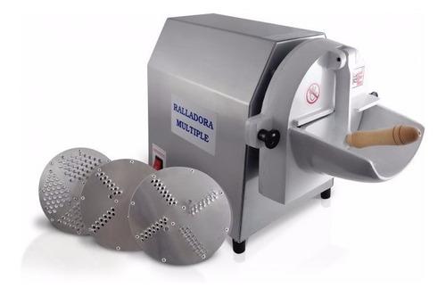 Ralladora Multiple Electrica 50kgs. Ahora 12 18