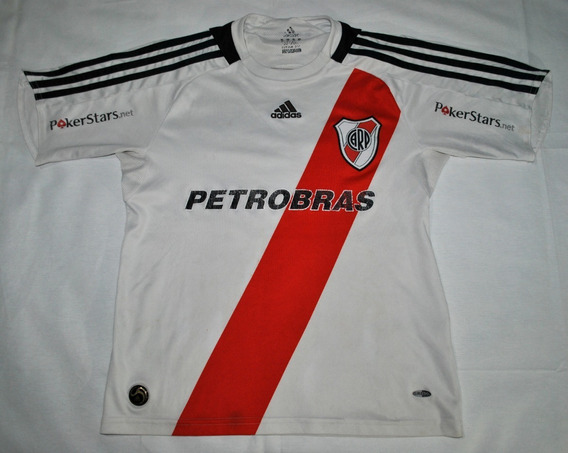 Camiseta De River Plate, adidas 2009. Niño