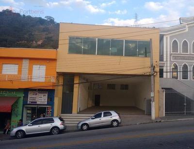 Salão Comercial Para Locação, No Bairro De Laranjeiras. - Sl0044