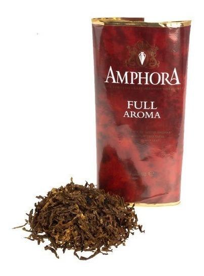 Tabaco Pipa Amphora Full Aroma Tabacos Mac Baren Pipas