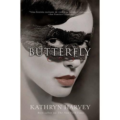 Livro Butterfly - Kathryn Harvey - Lacrado