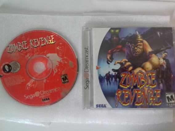 Zombie Revenge Dreamcast Americano