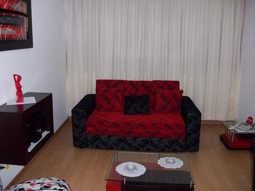 Imagen 1 de 4 de Departamento Amoblado De Un Dormitorio