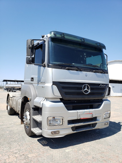Mercedes-benz Mb 2035 4x2 Axor Ano 2011 / Financiamos