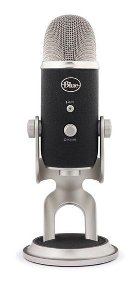 Micrófono Usb Yeti Pro Sonido Estudio Blue Microphones