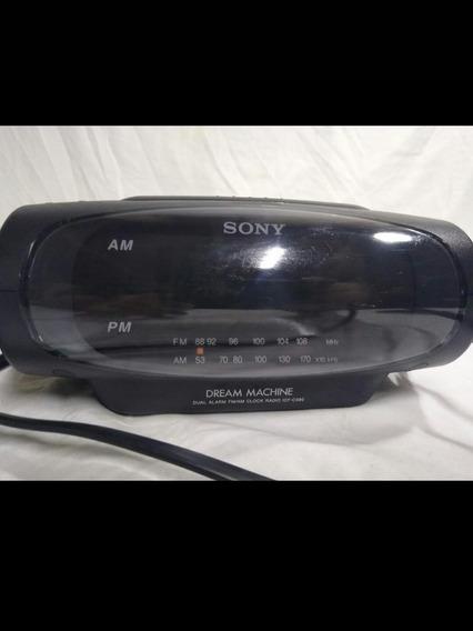Reloj/despertador Sony