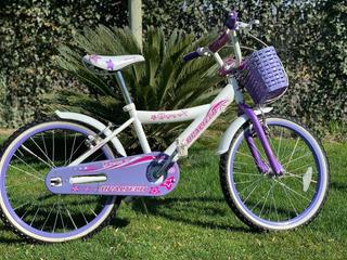 Bicicleta Rodado 20 Opaltech Dream 20