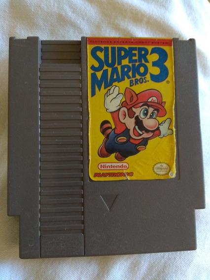 Jogo Super Mario 3 Nes - Cartucho Nes, Nitendinho, Famicom