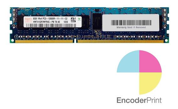Memoria 8gb, 1600mhz, Pc3-12800r-11, Ddr3 240 Pin