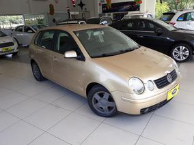 Volkswagen Polo Hatch 1.6 8v(serieouro) 4p 2003