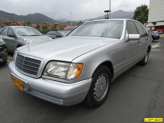 Mercedes Benz Clase S 320