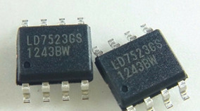 Kit 5 Unidades - Ld7523gs - Ld7523 7523gs Smd
