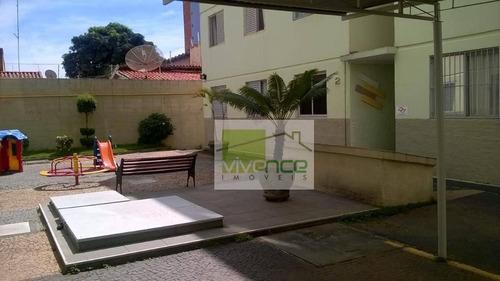 Imagem 1 de 10 de Apartamento Residencial À Venda, Jardim Ipiranga, Campinas. - Ap1355