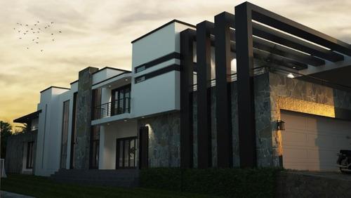 Casa En Venta Club De Golf Santa Sofia
