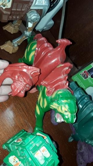 Battle Cat Tigre De He Man Máster Of The Universe Perfecto