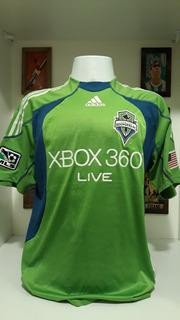 Camisa Futebol Seattle Sounders Frank