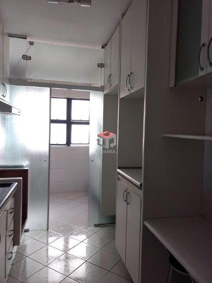 Ótimo Apartamento Para Locação, 03 Quartos, 01 Vaga - Jardim Bela Vista - Santo André/ Sp - 56828