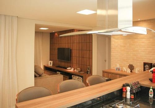 Apartamento Com 1 Dormitório À Venda, 72 M² - Condomínio Fatto - Jardim Torres São José - Jundiaí/sp - Ap1108