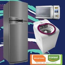 Conserto Reforma De Geladeiras Maquinas De Lavar Microondas