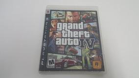 Jogo Grand Theft Auto Iv - Gta 4 Ps3 - Original