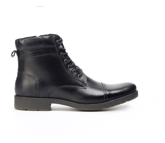 Borcegos Cuero Euken Stork Man - Enzo Shoes