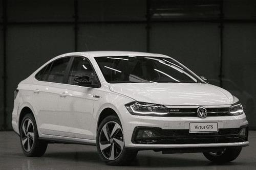 Volkswagen Virtus Gts T1.4 150cv Automatico 2020 250tsi Mn12