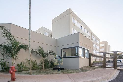 Apartamento Para Venda No Vitta Heitor Rigon 2, 2 Dormitorios 42 M2, Lazer Completo E Portaria 24h - Ap02314 - 68665363