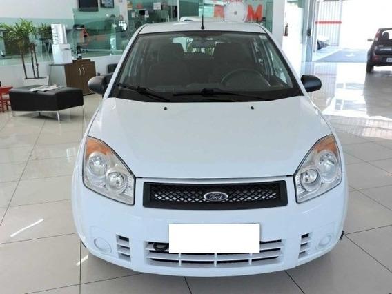 Ford Fiesta Hatch 1.0 Branco Mpi 8v