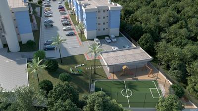 Apartamento No Bairro Água Verde Contendo 2 Dormitórios E Demais Dependências. - 3575243