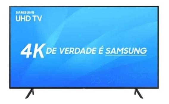 Smart Tv Samsung Led 40 Uhd 4k Un40nu7100gxzd