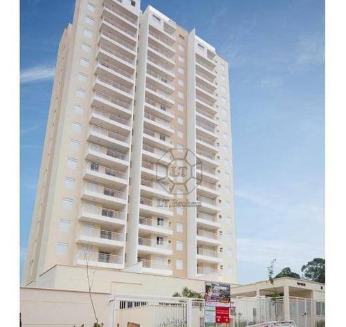 Apartamento Residencial À Venda, Vila Monumento, São Paulo. - Ap0428