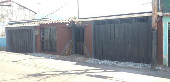 Casa En Palo Gordo Con Apartamento Y Local Comercial