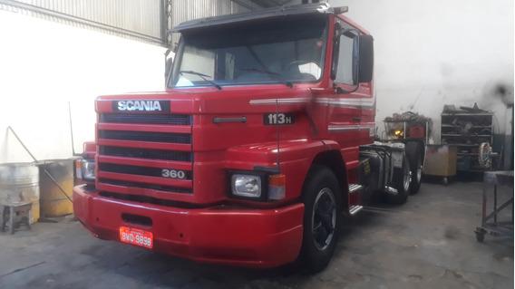 Scania Scania 113 360 Trucado