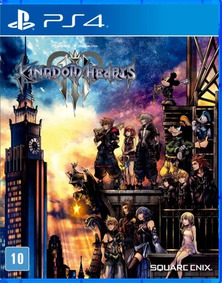Kingdom Hearts 3 (iii) Ps4 Original 1