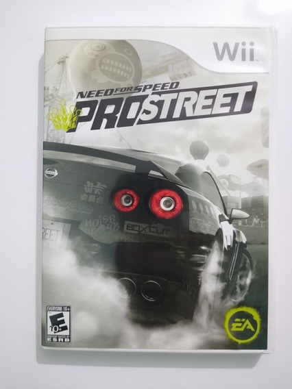Need For Speed Pro Street - Wii