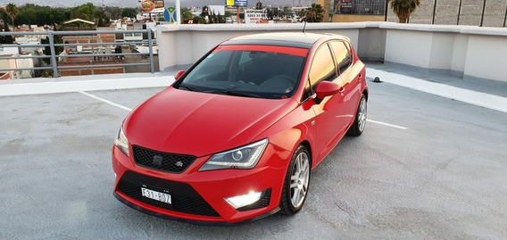 Seat Ibiza 1.2 Fr Turbo 5p Mt 2017