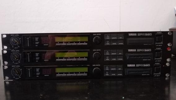 Processador De Efeitos Yamaha Spx990