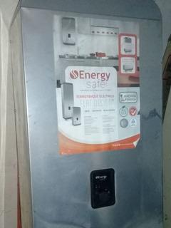 Termotanque Electrico Energy Safe .flat Design 50lt