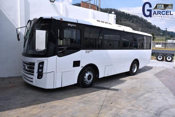 Autobus Urbano Vw Volksbus Ayco 15-190 2017 Vochobus 78271km