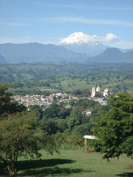 Terreno Panorámico En Xico, Veracruz