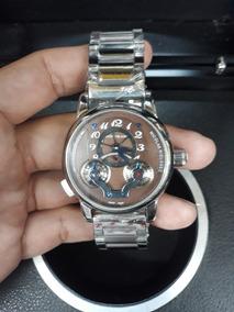 Elegante Reloj Mont Blanc Automatico
