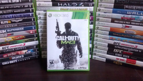 Call Of Duty Modern Warfare 3 Mw3 - Xbox 360 -frete R$ 12.